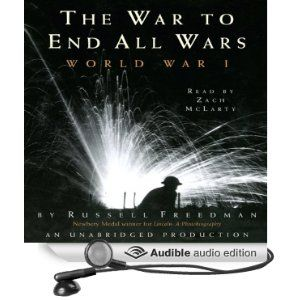 The inevitability of world war one a war to end all wars