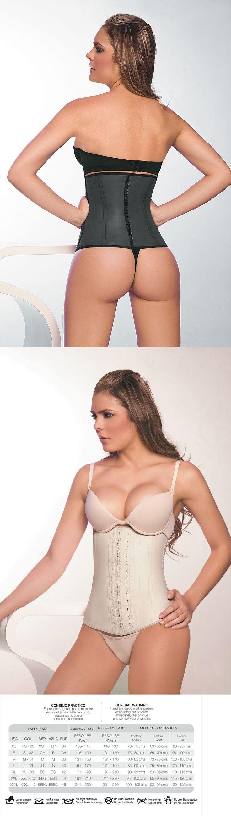 Other Weight Management: Ann Chery 2025 Latex Girdle Sport Waist Cincher, Shapewear Faja Deportiva BUY IT NOW ONLY: $36.0