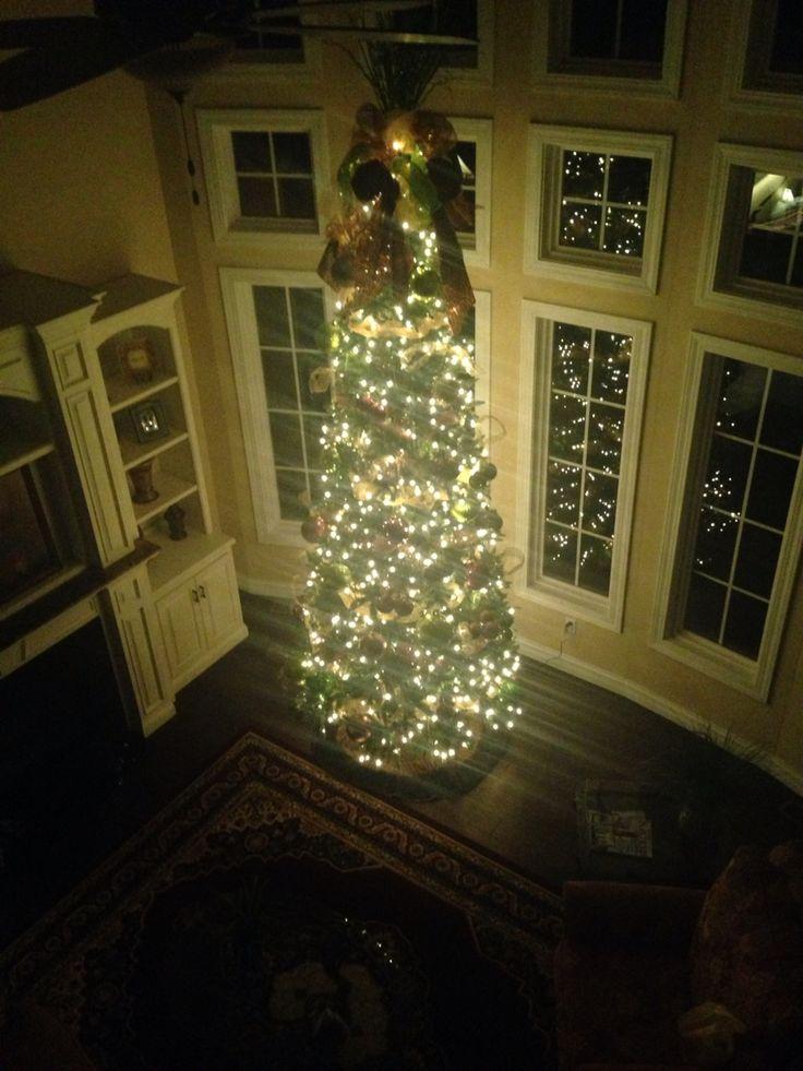 12 ft Christmas tree 2014