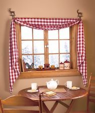 17 best images about cabin window treatments on pinterest for Log cabin window treatments