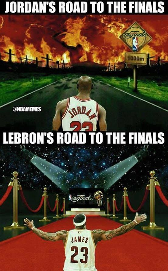 11 Greatest Memes Of The 2015 NBA Conference Finals: 11. - http://nbafunnymeme.com/nba-memes/11-greatest-memes-of-the-2015-nba-conference-finals-11