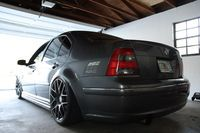All time favorite color, year, model. 2005 Volkswagen Jetta GLI