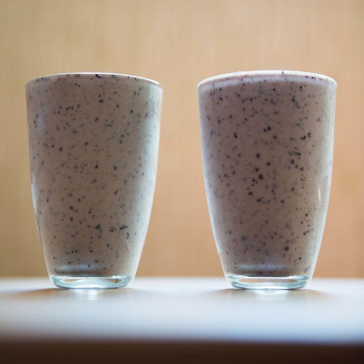 Breakfast smoothie Blog — Krystle's Corner