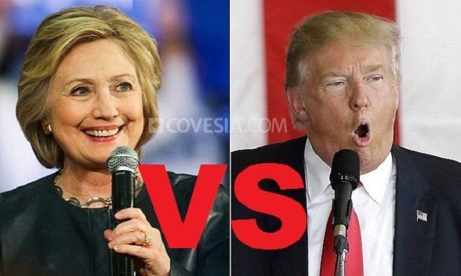 Covesia.com - Calon Presiden Amerika Serikat Donald Trump menyebut-nyebut China dalam pernyataan di awal debat resmi dengan saingannya, Hillary Clinton.Donald...