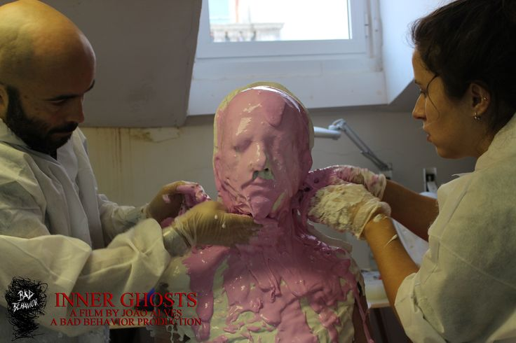 INNER GHOSTS is a film made by horror fans for horror fans. Our job is to make sure no one around us remains clean!
