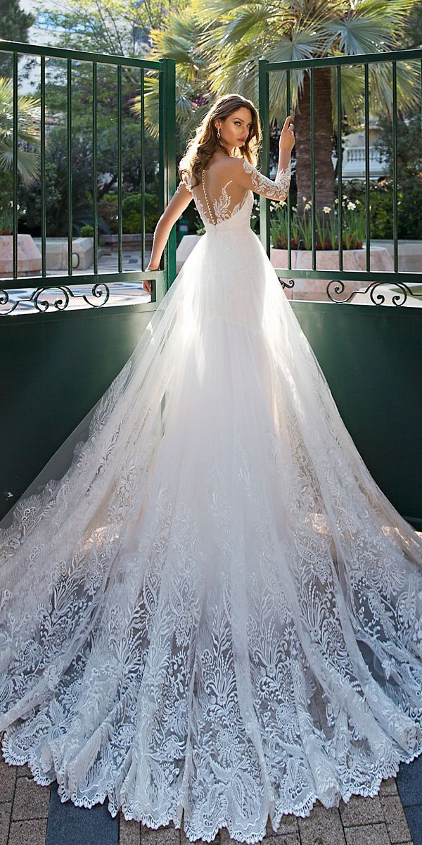 "Tina Valerdi 2019 Wedding Dresses – Collection ""I'm Yours"""