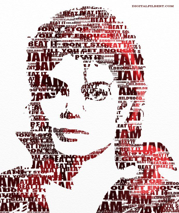 Pinterest Wallpaper Quotes Michael Jackson Word Art Text Illustrated Pinterest