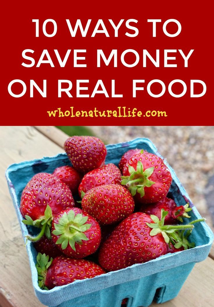 Real food on a budget | Save money on groceries | Save money on real food | Real food shopping