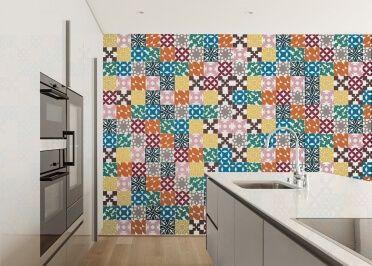 les 25 meilleures id es de la cat gorie rev tement mural sur pinterest les rev tements muraux. Black Bedroom Furniture Sets. Home Design Ideas