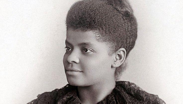 Grande militante des droits civils, Ida B. Wells-Barnett est une journaliste afro-américaine qui s'est battue avec courage contre le lynchage des Noirs dans les années 1890. Elle a consacré toute sa vie au progrès des Noirs, à l'égalité raciale, aux droits des femmes et au suffrage des femmes. Wells gagne en célébrité par son franc-parler dans des articles qu'elle écrit et dans des conférences antilynchage.
