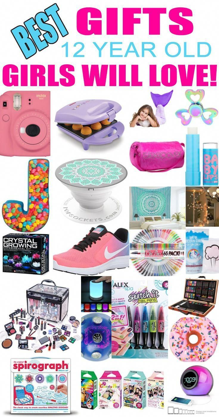 Gifts 12 Year Old Girls Best Gift Ideas And Suggestions -3707