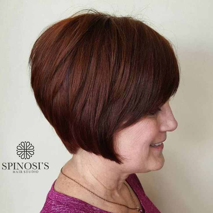 famous hair styles best 25 layered bob with bangs ideas on 3940 | 7e30ceae1365c69af2454fed3940d83c