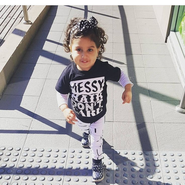 Our frivorously fun messy hair don't care outfit... includes t-shirt, pants & 50s inspired headband only AUD $29.99 visit our instagram @pigeon_pair_collection