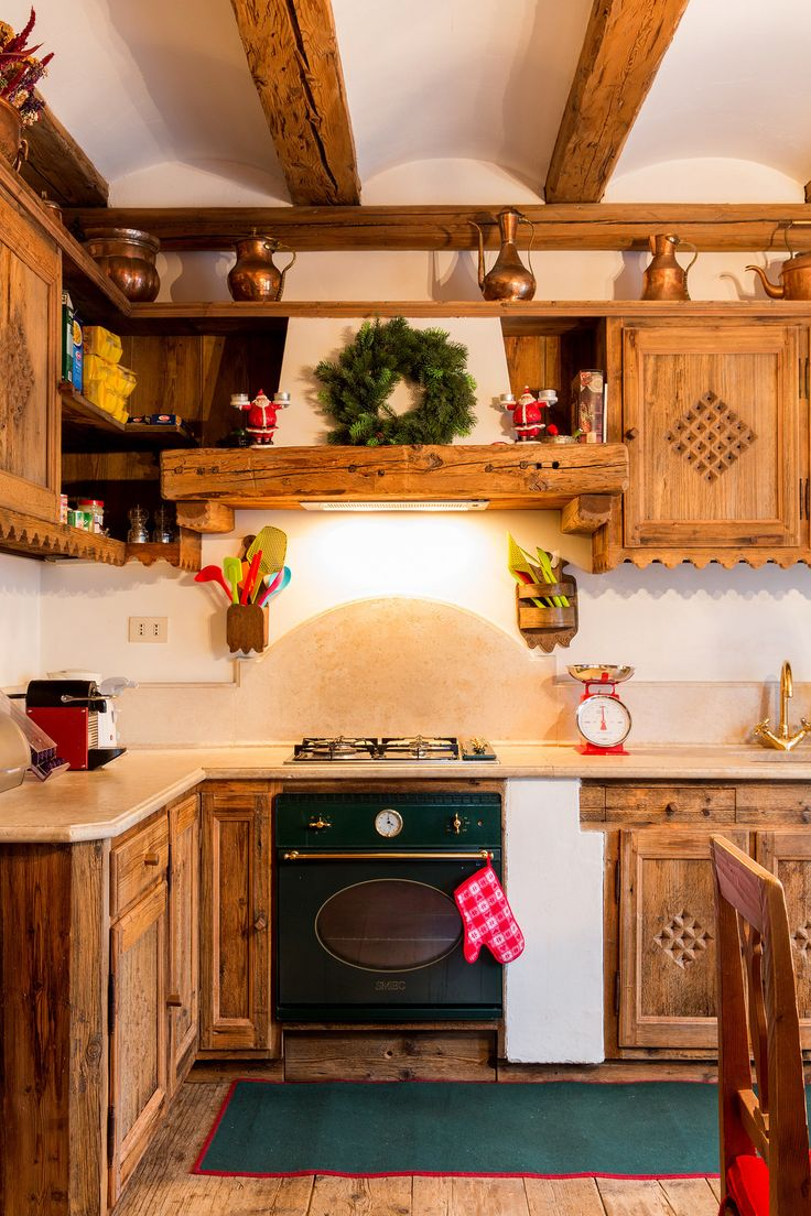 House hunting in the italian alps for Italian kitchen hood