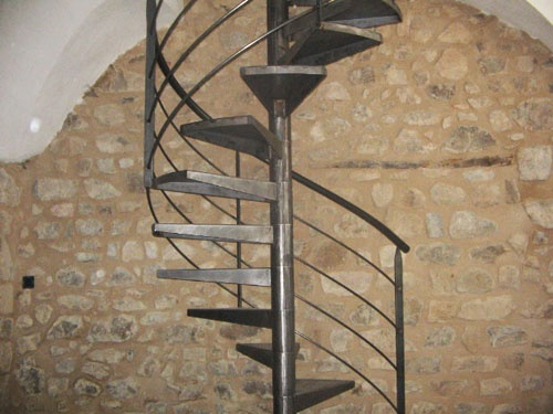 24 best images about verri re escalier m tal on pinterest geek cultur - Escalier colimacon metal ...
