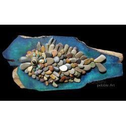 QUADRI di PIETRA / Pebble Art di Michela Bufalini @Gigarte.com
