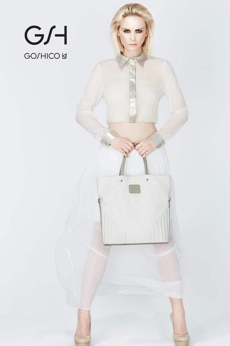 GOSHICO id s-s 2013 photosession (fot. Monika Motor, model Caro Niemiec)
