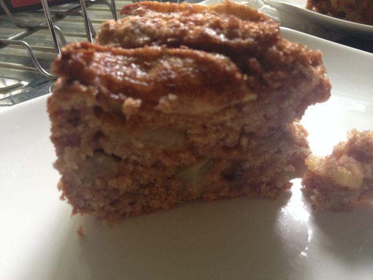 Moist Dorset Apple Cake Recipe
