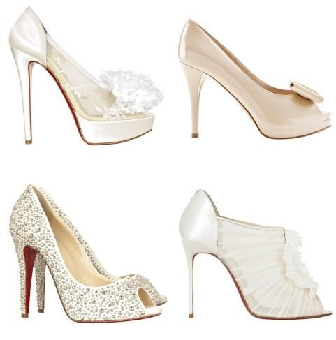 Где купить модные белые туфли