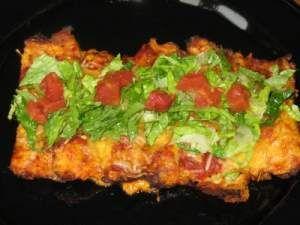 Cheese Enchiladas