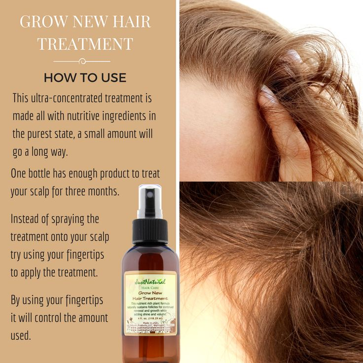 Grow New Hair Treatment at https://justnutritive.com/gnew-hair-therapy/