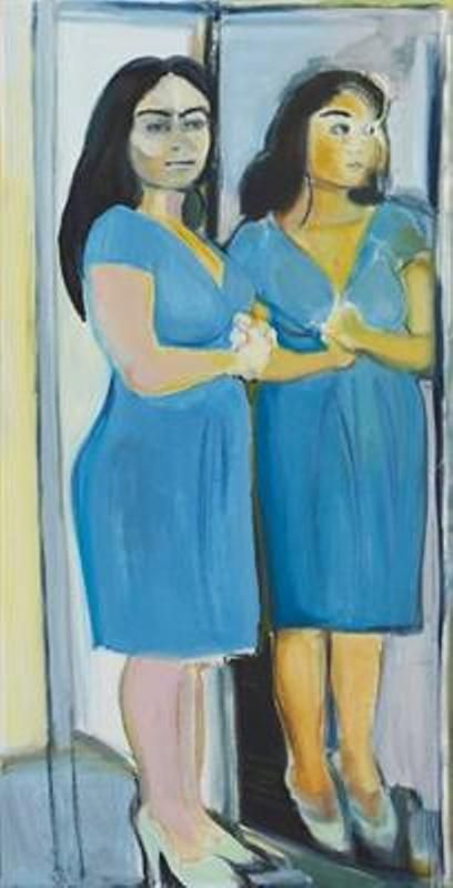 double by Marlene dumas
