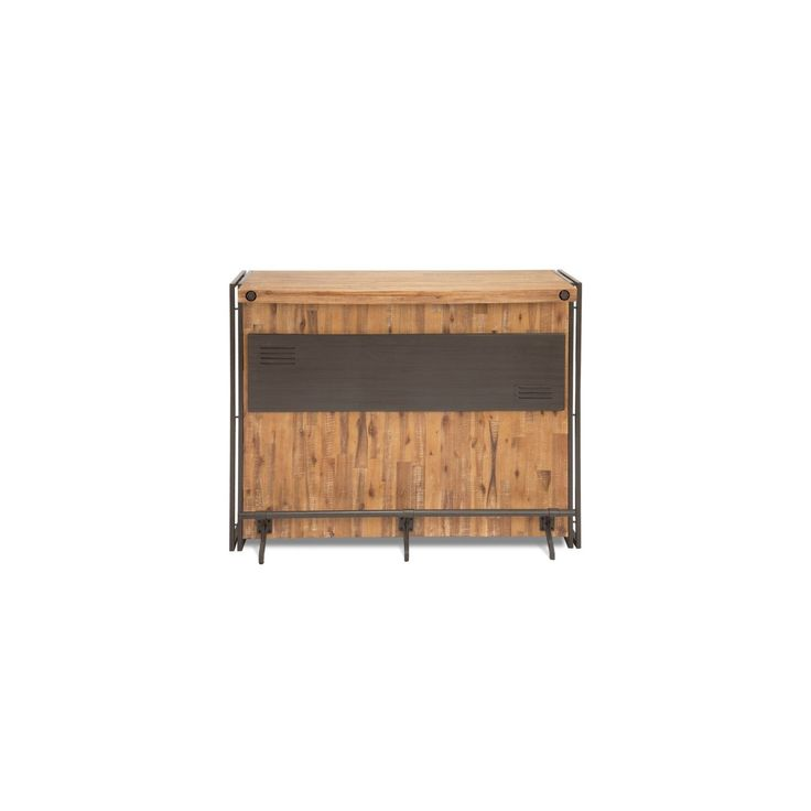 Moe's Home Collection Bronx Bar Cabinet - Large