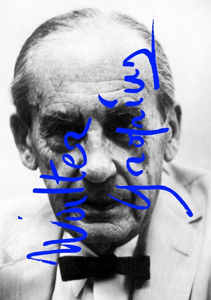 Walter Gropius - Founder of Bauhaus Movement