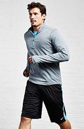 Nike running gear for men.