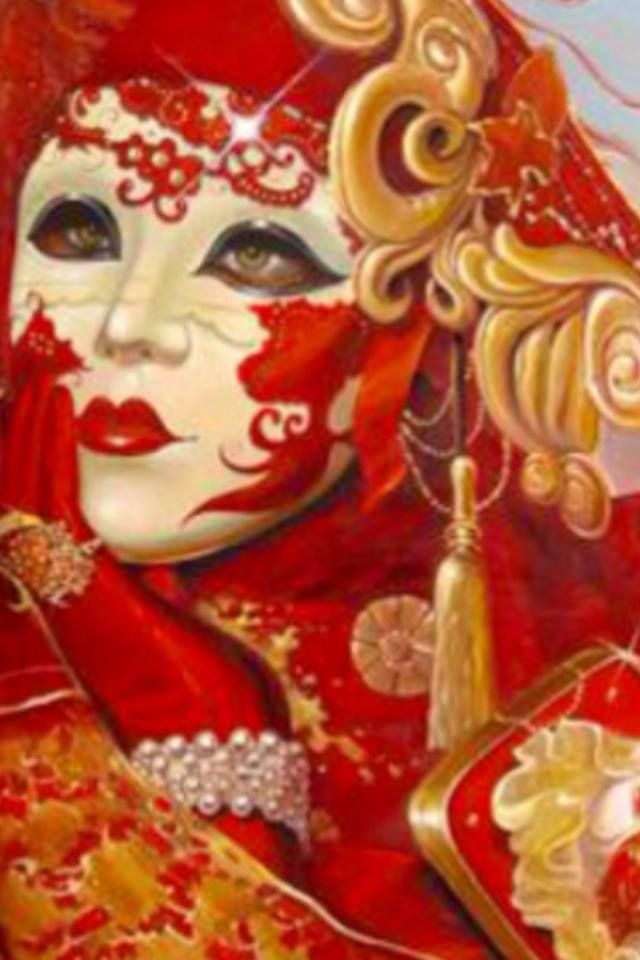 Carnaval em Veneza, Alex Levin