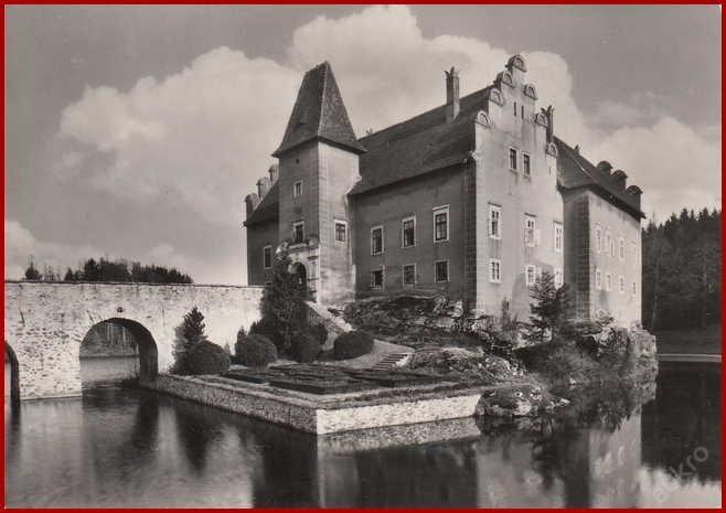 Červená Lhota  * Jindřichův Hradec *