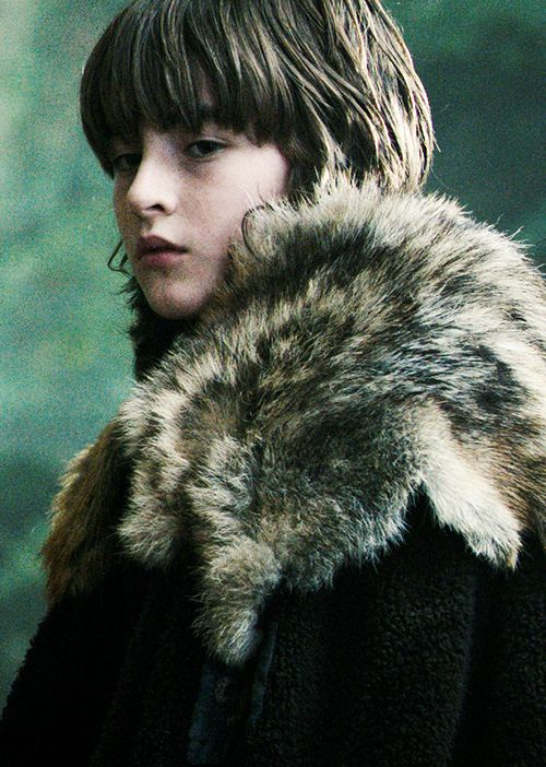 Little Bran Stark | Isaac Hempstead Wright