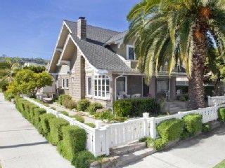 Santa Barbara House Rental: Downtown Treasure In The Heart Of Santa Barbara!   HomeAway 4 bd, 3 bath, split 3-4 ways at $625/night
