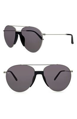 b930e1008e57 SMOKE X MIRRORS Designer Fortunate Son 55mm Aviator Sunglasses ...