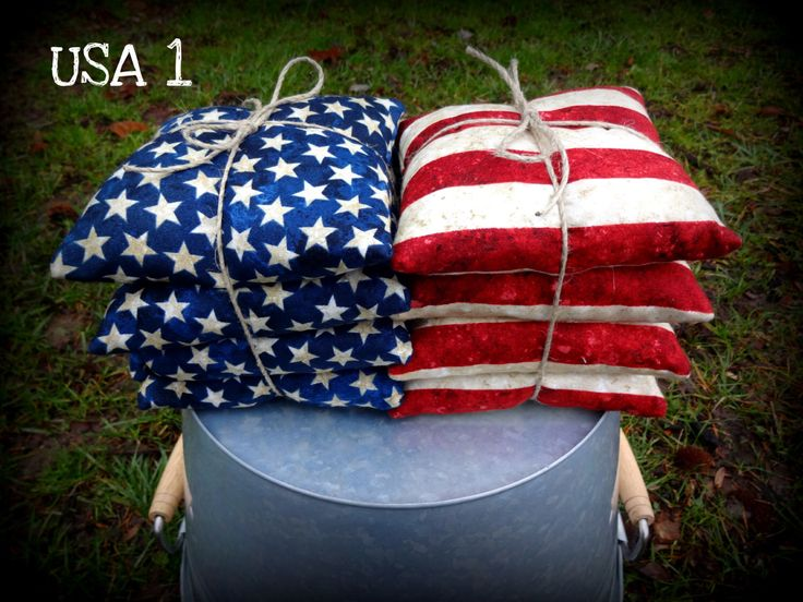 American Flag corn Hole Bags,American Flag cornhole bags,USA Corn Hole Bags,Custom Corn Hole Bags,USA CornHole Bags,vintage flag,top quality by KPuffs88 on Etsy https://www.etsy.com/listing/259045984/american-flag-corn-hole-bagsamerican