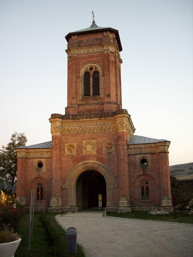 Turnul Clopotnita // Comuna Poienești Florești Mănăstirea Florești