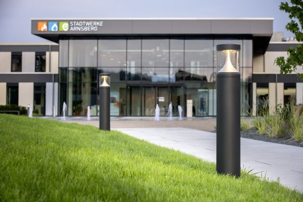 Campus, Arnsberg (Germany)  Campus, Arnsberg (Deutschland)  #luminaire #lighting #beleuchtung #licht #design #architecture #Architektur