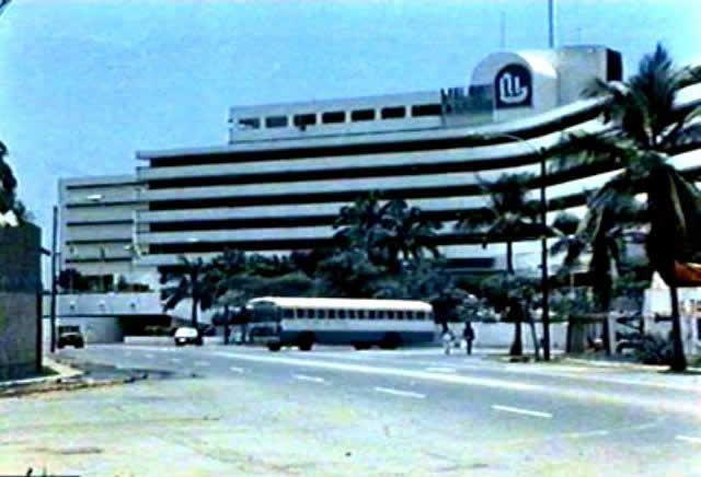 Hotel Melia Caribe La Guaira,Venezuela.años 80