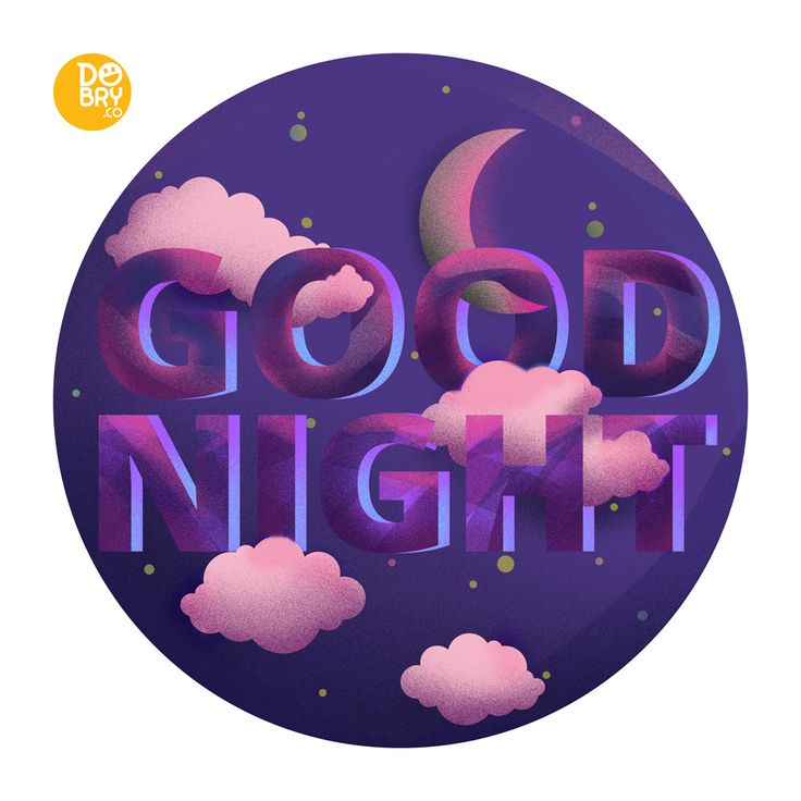11. Good night