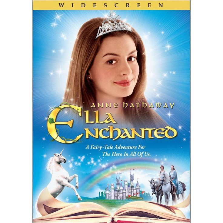 Ella Enchanted (WS) (dvd_video)