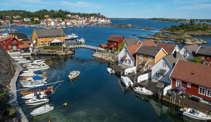 Południowa Norwegia na wakacje - na wyciągnięcie ręki - Poszli-Pojechali