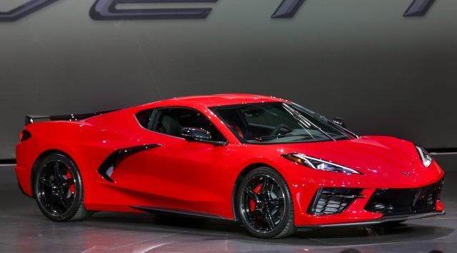 10 Cars That Cost More Than A Base 2020 Chevrolet Corvette