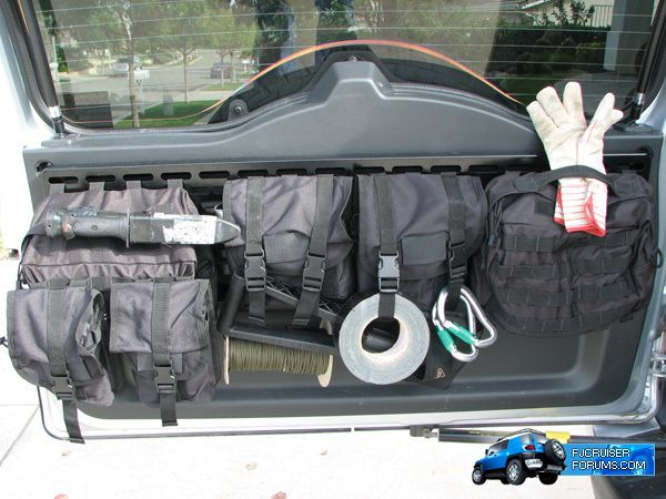 Truck Accessories, Tool Storage, Camping Life