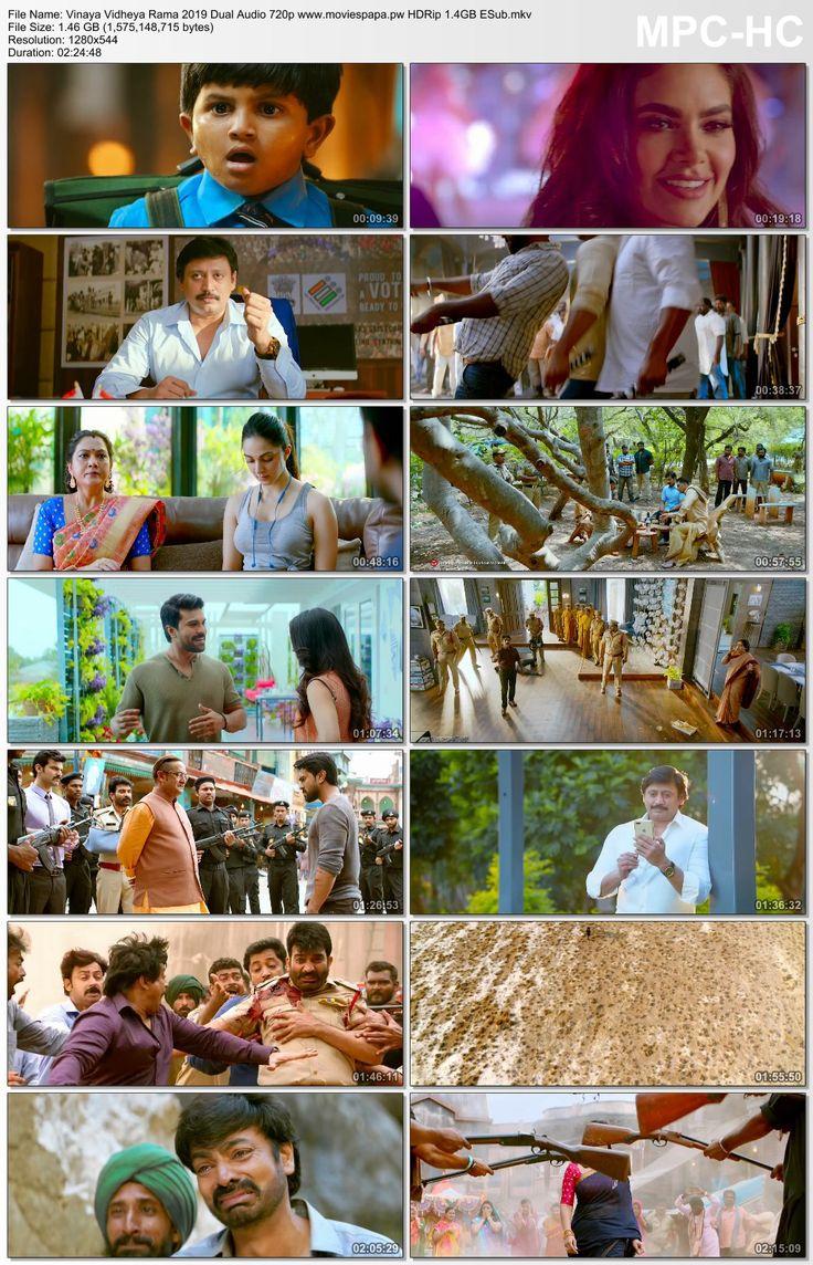 Vinaya Vidheya Rama (2019) Tamil Movie In Hindi Download