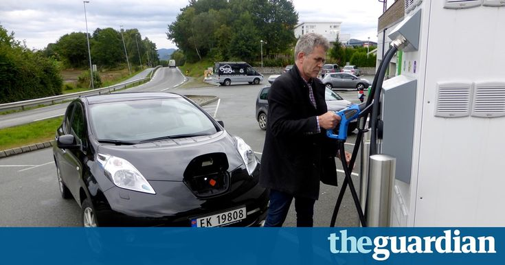 More than half of Norway's new car sales now electric or hybrid, figures show  ||  Generous tax breaks and incentives like free city tolls and parking put country en route to meet electric-only vehicle market by 2025 https://www.theguardian.com/world/2018/jan/04/over-half-of-norways-new-car-sales-now-electric-or-hybrid-figures-show?utm_campaign=crowdfire&utm_content=crowdfire&utm_medium=social&utm_source=pinterest