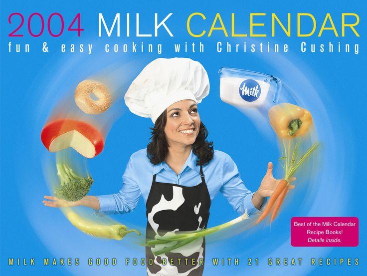Milk Calendar - 2004