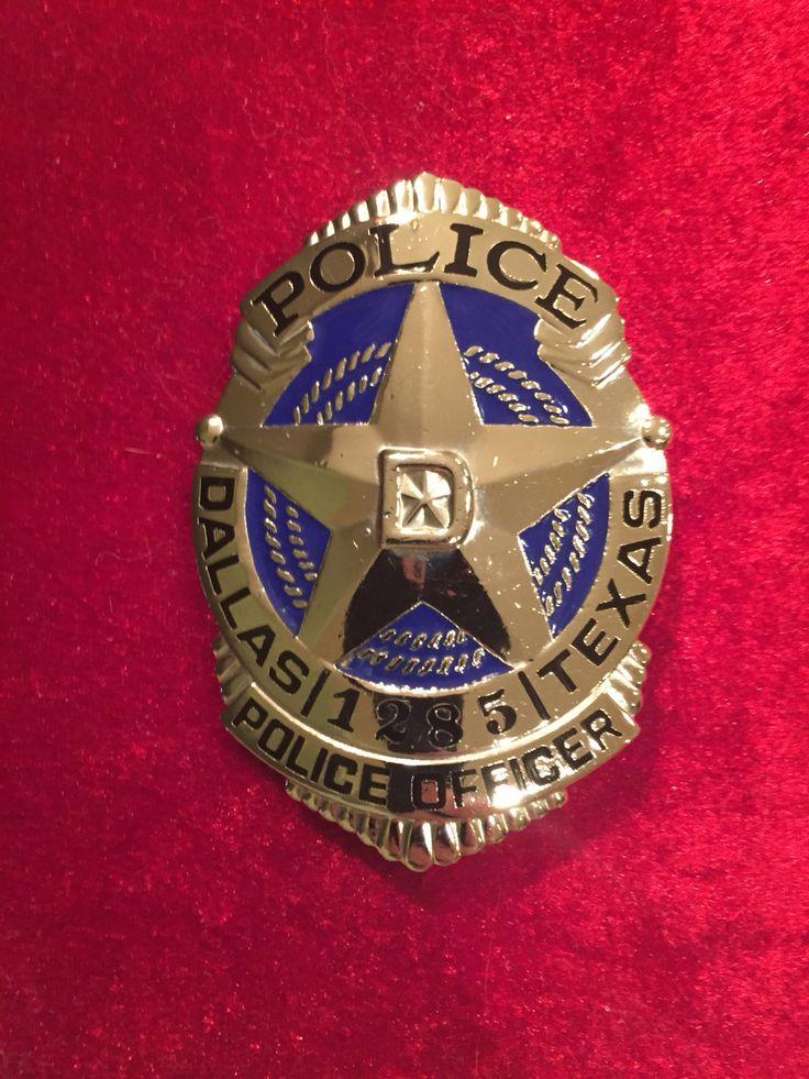 Police Officer Badge - Bing images