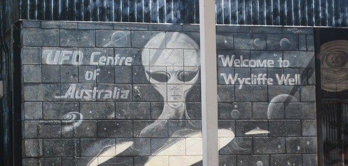La capitale australienne des OVNIS, traversée de l'outback australie, motorhome, roadtrip, Australie