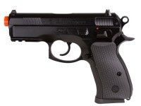 ASG CZ 75D Compact Spring Airsoft Pistol: Official Licensed Product #AirGuns #AirSoftGuns #AirGunAccessories