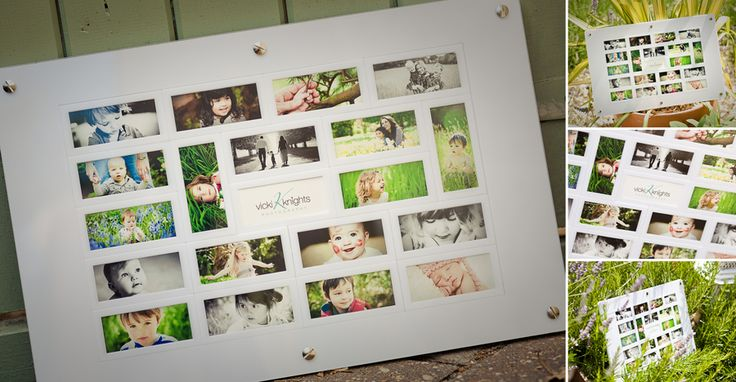Moo mini card frame